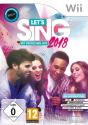 Let's Sing 2018 mit Deutschen Hits, Wii [Versione tedesca]