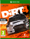 DiRT 4 - Day One Edition, Xbox One