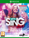 Let's Sing 2017, Xbox One, multilingue