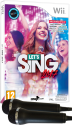 Let's Sing 2017 - incl. 2 microfoni, Wii, multilingue
