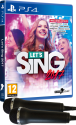 Let's Sing 2017 - incl. 2 microphones, PS4, multilingue