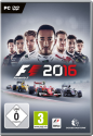 F1 2016, PC [Version allemande]