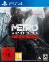 Metro 2033 Redux, PS4, multilingue