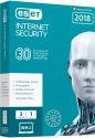 eset Internet Security 2018 Edition 3 User, PC, Multilingual