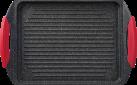 Genius A18012 - Induktions-Grillplatte - Schwarz