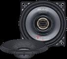 Mac Audio STAR FLAT 10.2 - Système coaxial à 2 voies - 200 W - Noir
