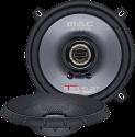 Mac Audio STAR FLAT 13.2 - Système compo à 2 voies - 250 W - Noir