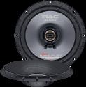 Mac Audio STAR FLAT 16.2 - Système coaxial à 2 voies - 280 W - Noir
