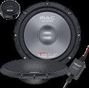 Mac Audio STAR FLAT 2.16 - Système compo à 2 voies - 300 W - Noir