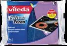 vileda Glitzi Ceran - Éponge pour la vitro-céramique - Jaune