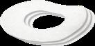 vileda Ersatzpads - für ViROBi - Weiss