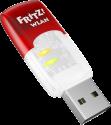 AVM FRITZ!WLAN Stick AC 430 MU-MIMO - Adaptateur réseau - USB - Blanc/Rouge