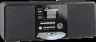 Imperial DABMAN i200 CD - Internet-Radio - DAB+ - Schwarz