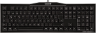 CHERRY MX-BOARD 3.0 - Profi-Tastatur - USB - Schwarz