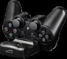 SPEEDLINK JAZZ USB Twin Charger, für PS3