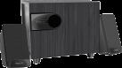 SPEEDLINK Libitone - 2.1 Lautsprechersystem - 6W RMS - Schwarz