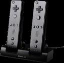 SPEEDLINK JAZZ USB - Ladestation - für Wii U/Wii - Schwarz