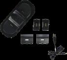 Speedlink Twindock USB Dual - Ladestation - für Xbox One - Schwarz