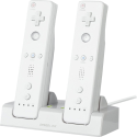 SPEEDLINK JAZZ USB - Ladestation - für Wii U/Wii - Weiss