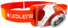 LED LENSER SEO 3, arancione