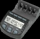 technoline BC 700 - caricatore per batterie - nero
