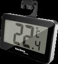 technoline WS 7012 - Thermometer - für Kühlschrank - Schwarz / Silber