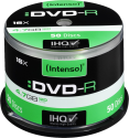 Intenso DVD-R Cakebox 50