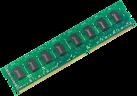 Intenso DDR4 Desktop Pro - Mémoire vive - 8 Go (DDR4 / 2400 MHz) - Vert/Noir