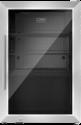 Caso Outdoor Cooler - Weinschrank - Nutzinhalt total: 63 Liter - Silber