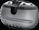 Caso Ultrasonic- Clean - Ultraschallreiniger - 50 Watt - 570 ml-Edelstahltank - Silber