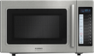 caso CMP 1000 - Micro-ondes - 1000 watts - Four 29 litres - Acciaio inox