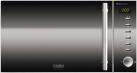 caso M20 - Mikrowelle - 800 Watt - 20 Liter Garraum - Edelstahl