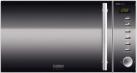 caso MG20 - Mikrowelle + Grill - 800-1000 Watt - 20 Liter Garraum - Edelstahl