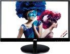 AOC I2769VM - Monitor - Display 27 / 68.6 cm - Schwarz