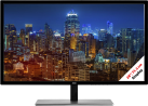 AOC U2879VF - Monitor - 4K-Display 28 / 71.1 cm - nero/argento