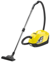 KÄRCHER DS 5.800 - Staubsauger - 900 Watt - Gelb/Schwarz