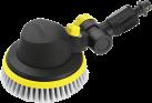 KÄRCHER WB 100 - Waschbürste -  180° stufenlos verstellbares Gelenk - Schwarz