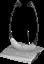 SENNHEISER RS 4200-2 II - Funk-Hörsystem - 2 Kinnbügelhörer - Silber