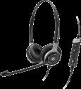 SENNHEISER SC 660 USB CTRL - Headset - 113 dB - Schwarz