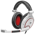 SENNHEISER Game One - Gaming Headset - Für PC, Mac, PS4 & Multi-platform - Weiss