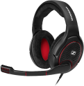 SENNHEISER Game One - Gaming Headset - Für PC, Mac, PS4 & Multi-platform - Schwarz