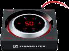 SENNHEISER GSX 1200 PRO - Audio Verstärker - für PC/MAC - Schwarz