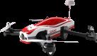 SKYRC Sokar RTF - Quadcopter - Integrierte Kamera - Weiss/Rot