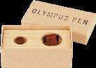 OLYMPUS PEN-F Decoration Kit Wood