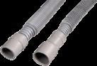 xavax Drain hose, 1.2-4 m