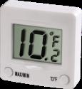 xavax 110823 - Thermomètre numérique pour réfrigérateurs/congélateurs - Blanc