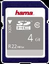 hama Class 10, SDHC, 4 GB