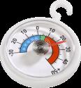 xavax Kühl-/Gefrierschrankthermometer, rund