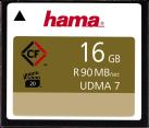 hama CompactFlash - Speicherkarte - 16 GB - Schwarz