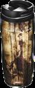 xavax Gobelet isolant Ergotherm - 350 ml - Noir/Brun